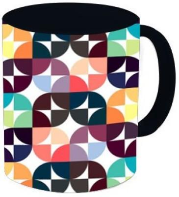 Rawkart Hourglass print Ceramic Mug