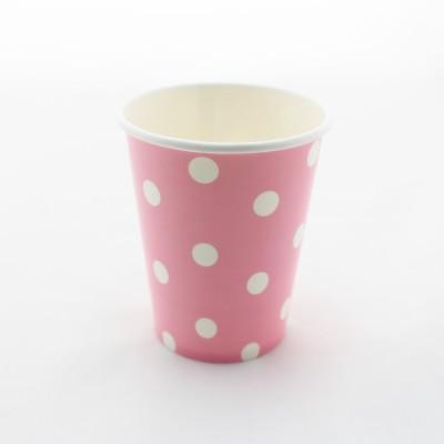 Funcart Polka Dot Party Beverage Paper Mug