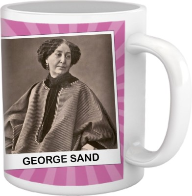 Tiedribbons My Daughter,My Pride Collection_George Sand Ceramic Mug
