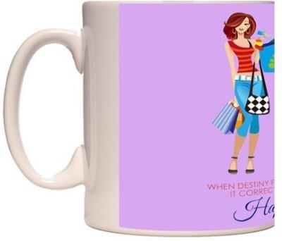 Onlineworld Friendship-Theme-13 Ceramic Mug