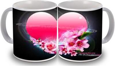 PSK I love you Set of two 154 Ceramic Mug