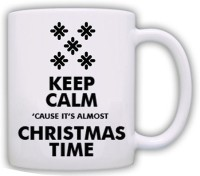 Muggies Magic Snowflake Ornament Christmas Gift 11 Oz Ceramic-015 Ceramic Mug(325 ml) best price on Flipkart @ Rs. 449