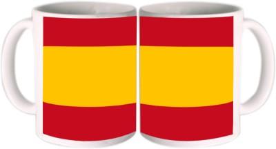 Shopkeeda FIFA 2014 Thibaut Courtois Ceramic Mug