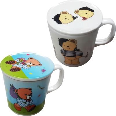 Zido Teddy and Bear Melamine Mug