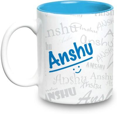 Hot Muggs Me Graffiti  - Anshu Ceramic Mug