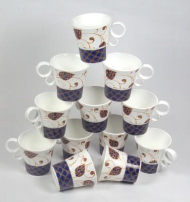 Clay Craft CP-JACKSON BLUE Bone China Mug