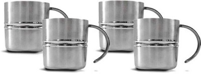 Hot Muggs Groovy S Stainless Steel Mug