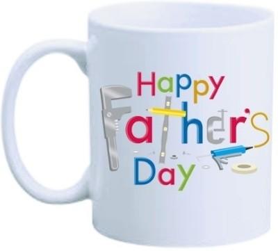 Smileonline Happy Father,S Day Ceramic Mug