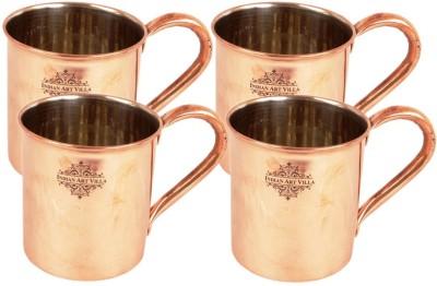 IndianArtVilla IAV-CB-1-697 Copper Mug