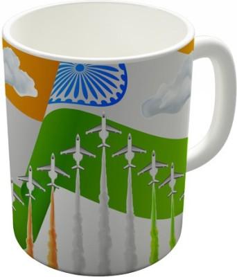Shaildha Republic-010 Ceramic Mug