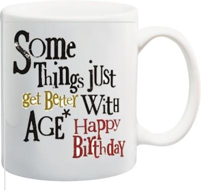 Awwsme Some Things Ceramic Mug