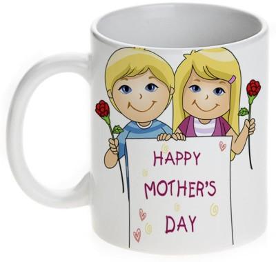 Mugwala Happy Mother's Day-Kids Special Ceramic Mug