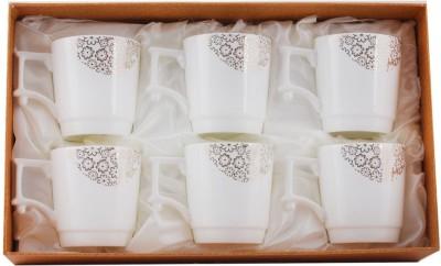 White Gold 2806 - 123 Porcelain, Copper Mug