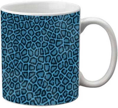 Romanshopping Abstract  Bone China Mug