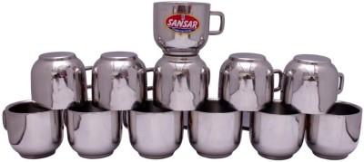 Sansar Tea  Stainless Steel Mug
