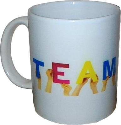 Exxact TeamWork Ceramic Mug