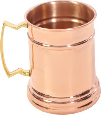 patriot brass handle Copper Mug