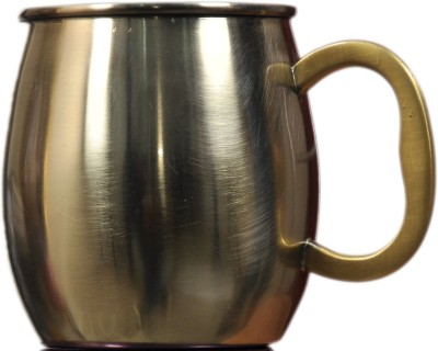 Calzado Global CGE_BZ_RH_PLAIN1 Stainless Steel Mug