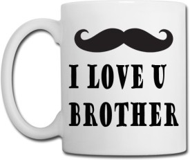 Desicase big brother Ceramic Mug(350 ml)