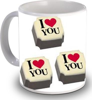 PSK I Love You H30 Ceramic Mug