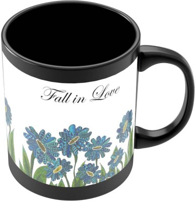 PosterGuy Fall In Love Art Illustration Art Illustration Ceramic Mug
