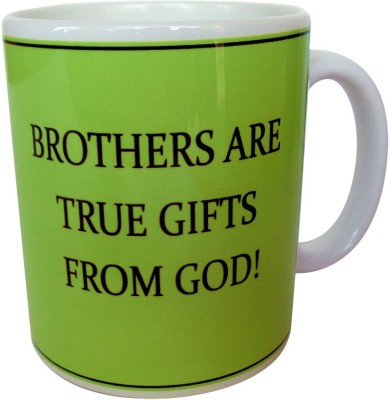 Luxury Gifts By Nikki  For A Brother Ceramic Mug
