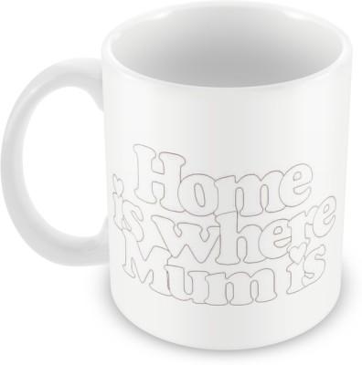 AKUP home-is-where-mum-is Ceramic Mug