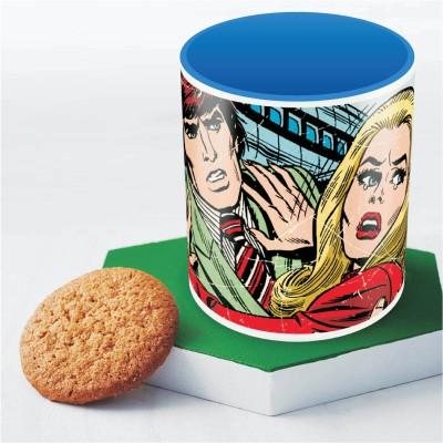 Marvel Comics Let me go  Officially Licensed Ceramic Mug