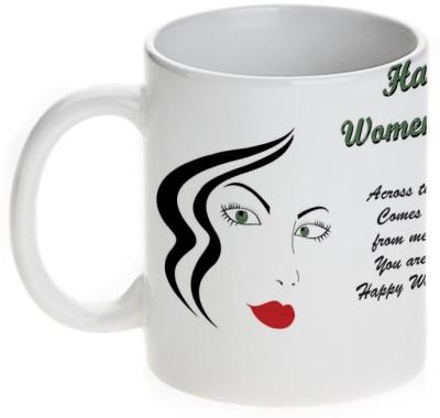 Mugwala Naari Hai Shakti Ceramic Mug