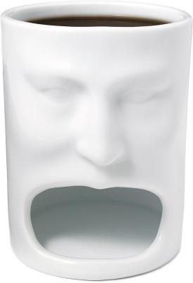 Its Our Studio Cookie Face  Porcelain Mug