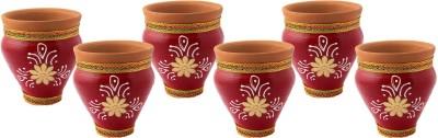 Itiha Clay Kulhad Pottery Mug
