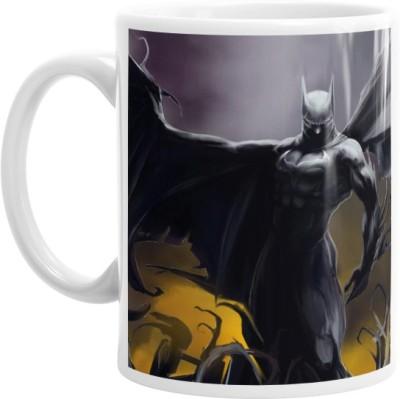 Hainaworld Batman Horror Coffee  Ceramic Mug