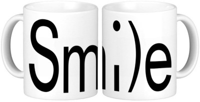 Shopmillions Great Smile Ceramic Mug