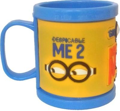 embossed 3dimension PTFE (Non-stick) Mug