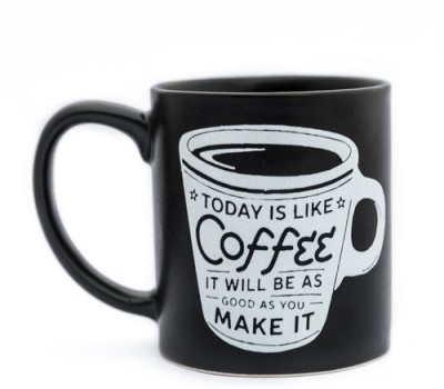 Ek Do Dhai Today Coffee  Bone China Mug
