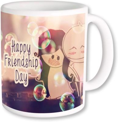 A Plus happy friendship day gifts 01 Ceramic Mug