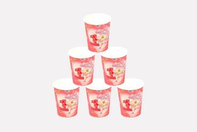 Funcart Sweet At One Princess Paper Mug