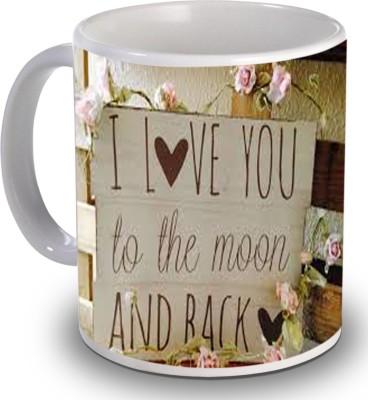 PSK I Love You H1042 Ceramic Mug