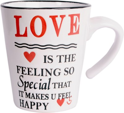 Exxact Love Make You Happy  Ceramic Mug