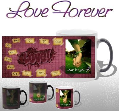 Snapgalaxy Together For Ever Magic Ceramic Mug