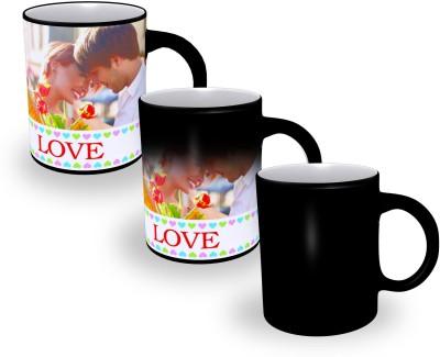 AM Creations MickyIB Ceramic Mug