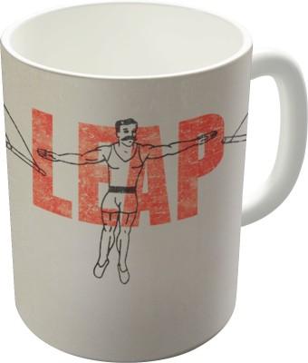 Dreambolic Leap Ceramic Mug