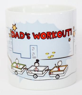 Blitzen 6oz-DWOW Ceramic Mug
