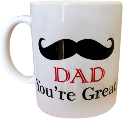 Luxury Gifts By Nikki for Dad Ceramic Mug