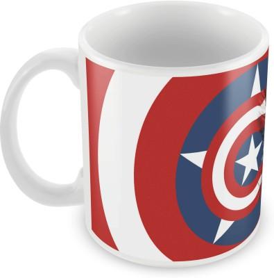 Marvel Captain America-75 years Officially Licensed Ceramic Mug