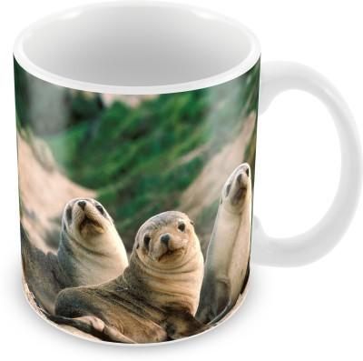 Prinzox The Love Of Nature Ceramic Mug