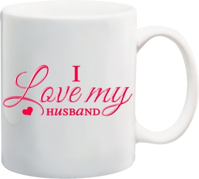 Awwsme My Love My Husband Ceramic Mug