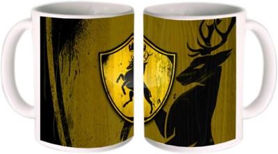 Shopkeeda House Baratheon Ceramic Mug