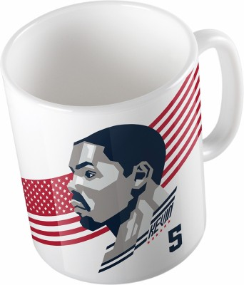 Uptown 18 Coffee 065 Ceramic Mug