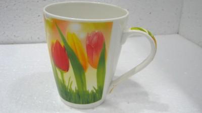 upc tulip Bone China Mug